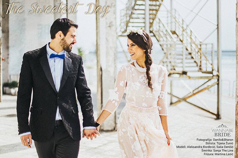 17 Wannabe Bride editorijal: The Sweetest Day