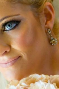 Beauty Bride: Šminka za plavooke mlade
