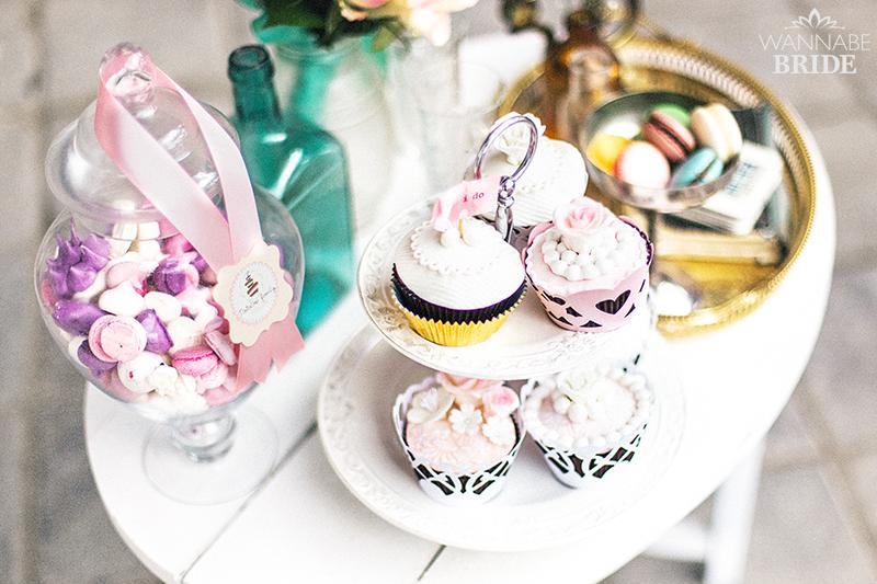 221 Wannabe Bride editorijal: The Sweetest Day