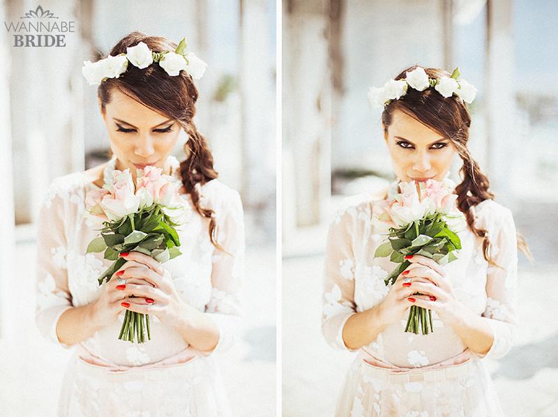241 Wannabe Bride editorijal: The Sweetest Day