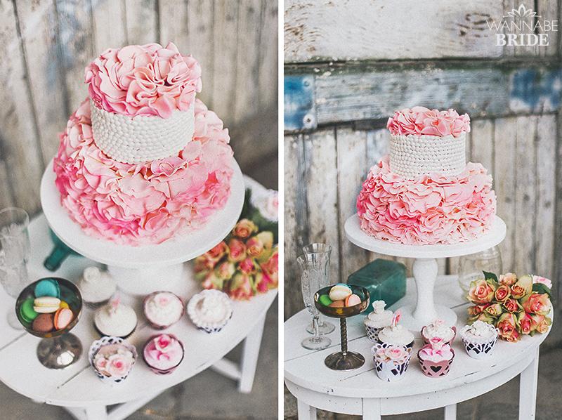261 Wannabe Bride editorijal: The Sweetest Day