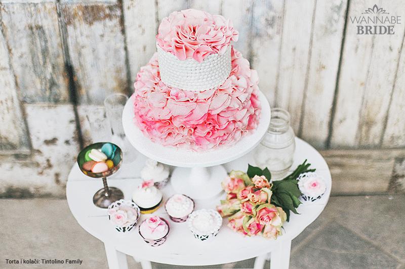 271 Wannabe Bride editorijal: The Sweetest Day