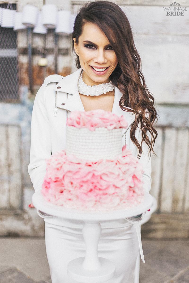 281 Wannabe Bride editorijal: The Sweetest Day