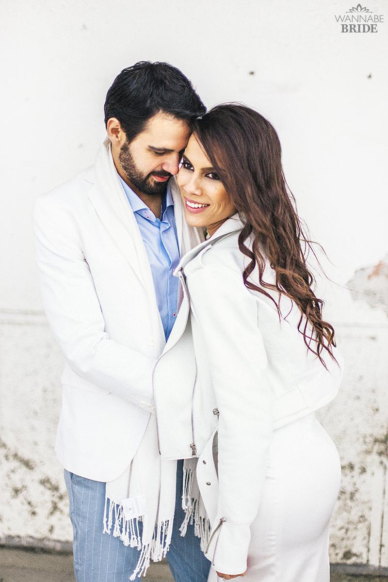 321 Wannabe Bride editorijal: The Sweetest Day