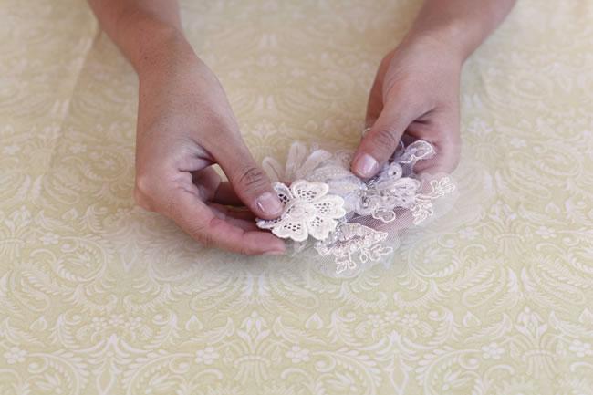 327 DIY: Vintage pojas za haljinu