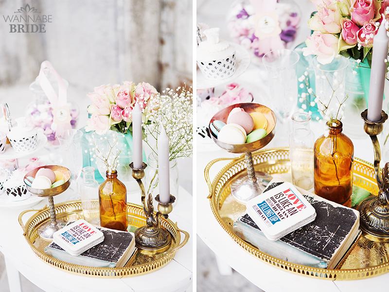 361 Wannabe Bride editorijal: The Sweetest Day