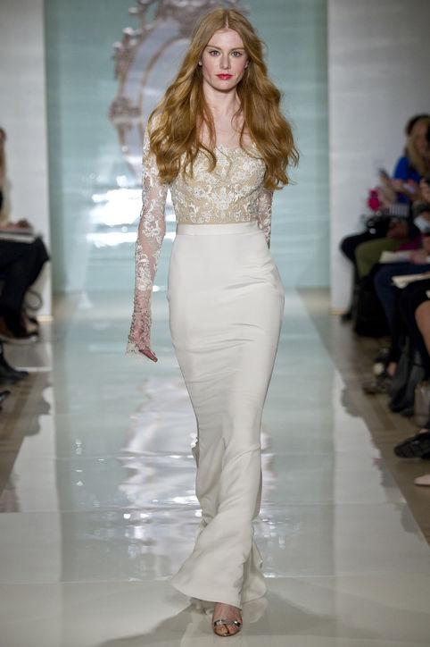 4 wedding dresses inspired by kim kardashian kanye kimye wedding 0525 h724 Haljine inspirisane venčanicom Kim Kardašijan