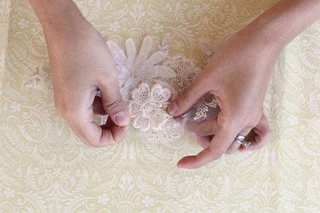 521 DIY: Vintage pojas za haljinu