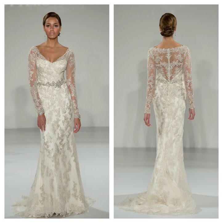 6 wedding dresses inspired by kim kardashian kanye kimye wedding 0525 w724 Haljine inspirisane venčanicom Kim Kardašijan