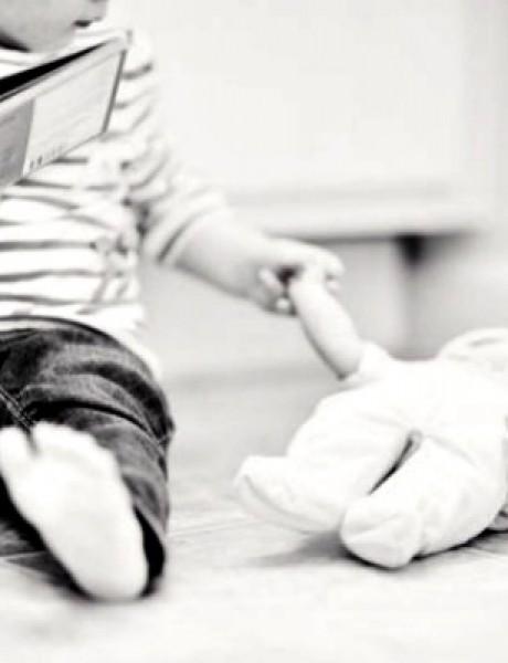 Škljoc, škljoc: Foto-radosnica koju svaka beba treba da ima