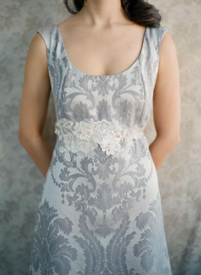 718 DIY: Vintage pojas za haljinu