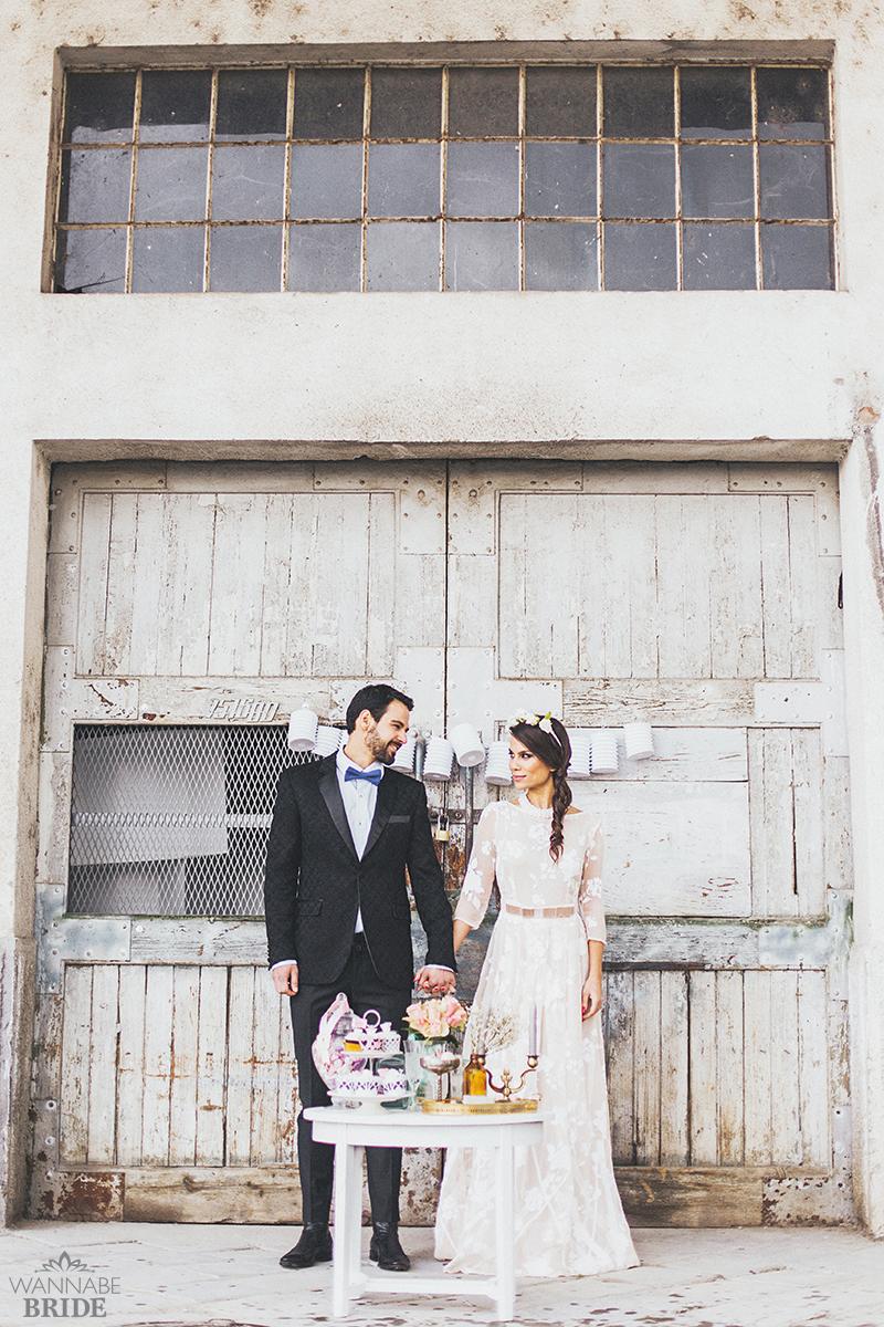 76 Wannabe Bride editorijal: The Sweetest Day
