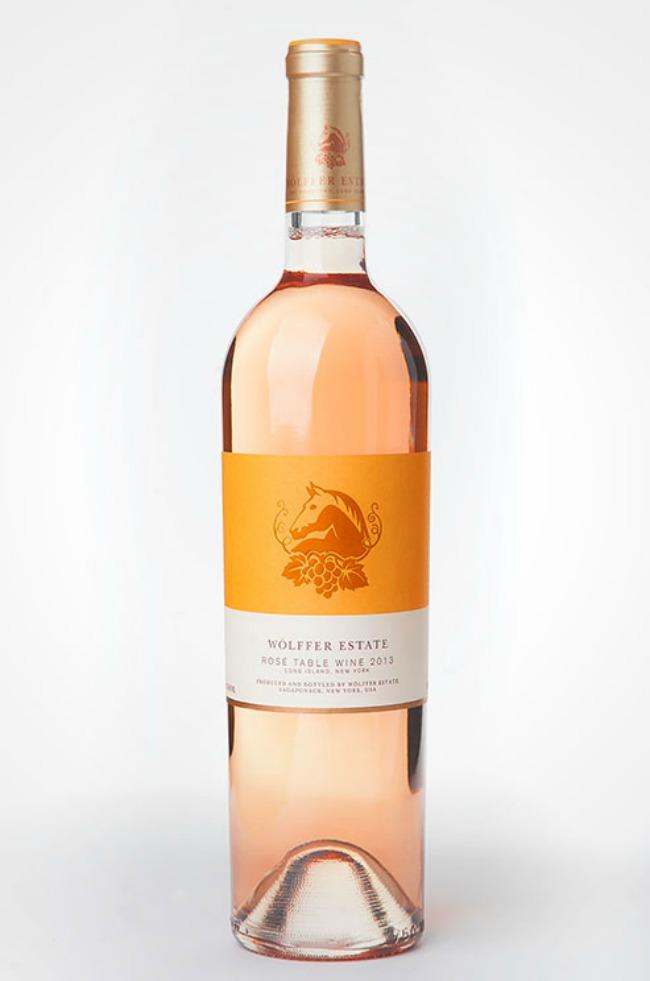 813 Rosé vino za divan početak braka