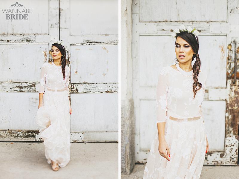 93 Wannabe Bride editorijal: The Sweetest Day