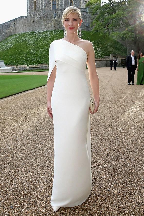 Cate Blanchett  glamour 14may14 pa b 592x888 Venčanje iz snova: Alternativne venčanice