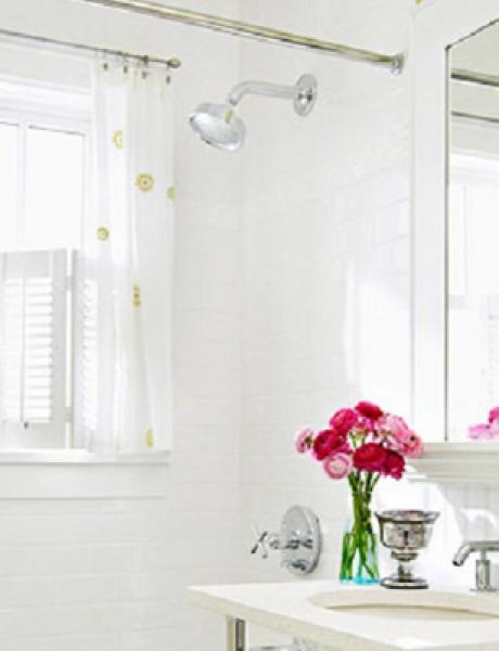 Kul enterijer: Oživite kupatilo!