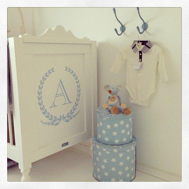 Vruće sa Instagrama: Moderne sobe za bebe