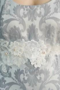 DIY: Vintage pojas za haljinu