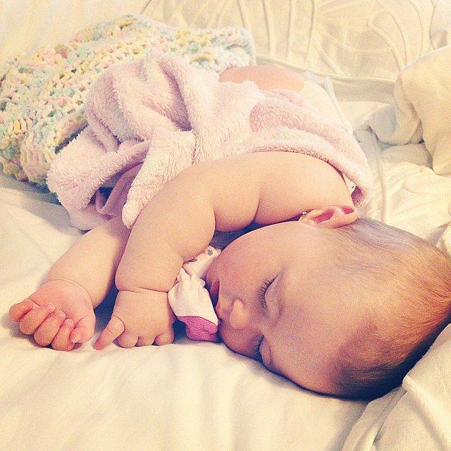 Never wake sleeping baby Mame savetuju: Ovo još niste čuli!