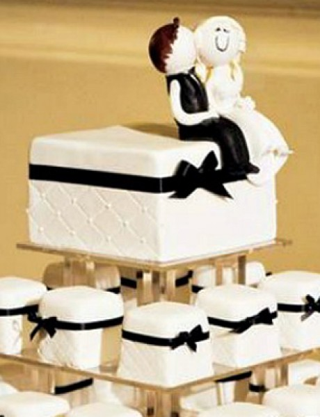 Trendi venčanje: Kolačići umesto torte