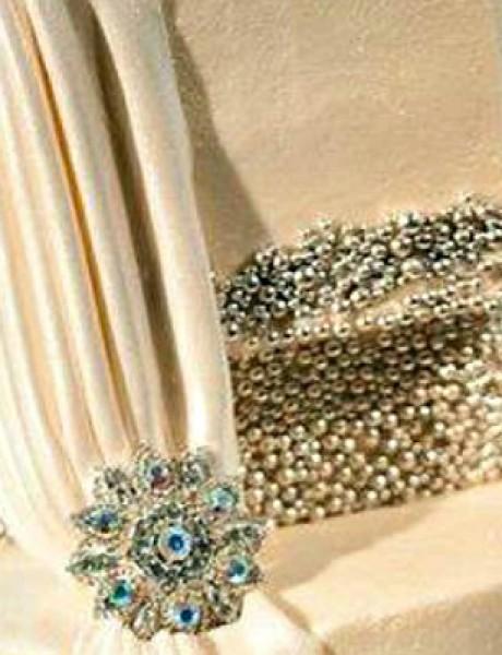 Trendi venčanje: Samo neka se sija