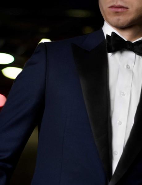 Moderan muškarac: Obuci se za venčanje