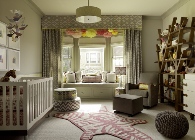 d1718cb00f62674d 8644 w660 h474 b0 p0 transitional kids Vruće sa Instagrama: Moderne sobe za bebe