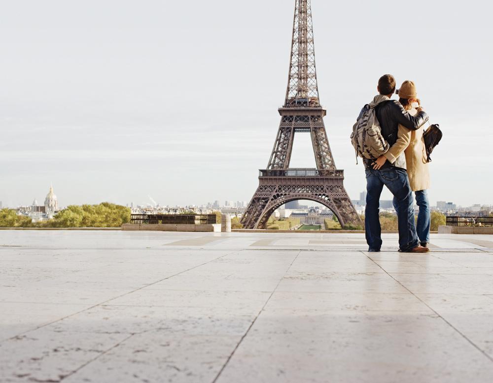 france paris wedding honeymoon attractions eiffel tower Gde na medeni mesec: Pariz, uvek Pariz