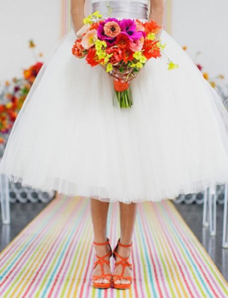 Bez monotonije: Bela na venčanju je tako dosadna