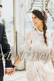 Wannabe Bride editorijal: The Sweetest Day