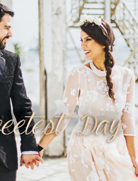 Wannabe Bride editorijal: The Sweetest Day