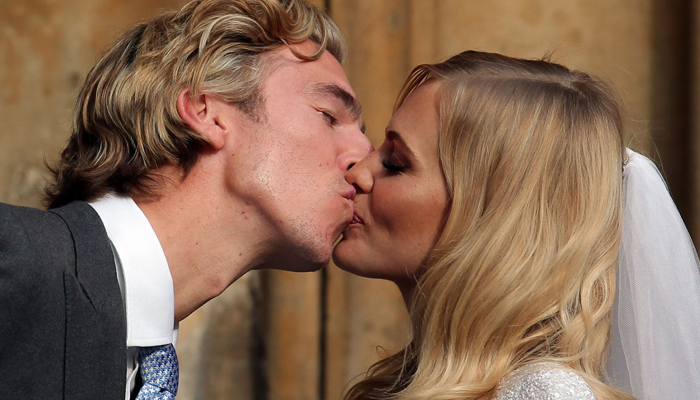 poppy kiss getty Venčanja poznatih: Popi Delevinj i Džejms Kuk