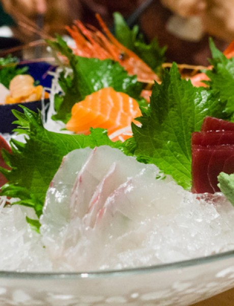 Fensi hrana: Suši, omakase i japanski restorani