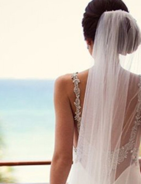 Detalj sa svadbe koji se ne izostavlja: Veo