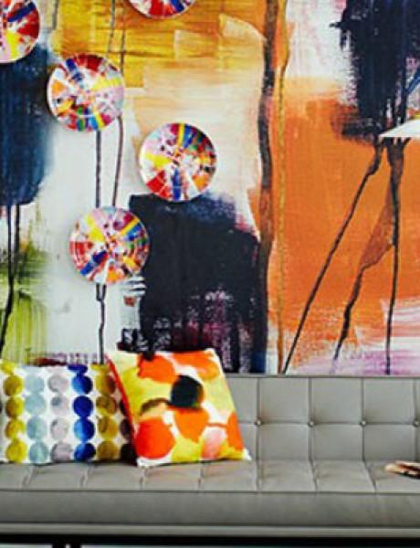 Boje vašeg doma: Unesite živosti u svoj stan