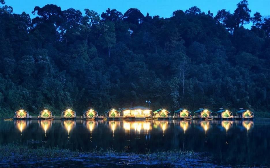 Elephant+Hills+Rainforest+Camp Put pod noge: Luksuzne destinacije za medeni mesec