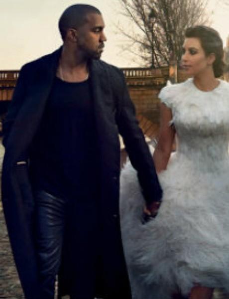 Celebrity venčanje: Kimje i naslednica
