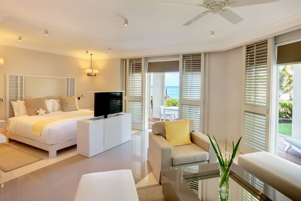 Lux Belle Mare Mauritus Lagoon Suite Put pod noge: Raj je na Mauricijusu