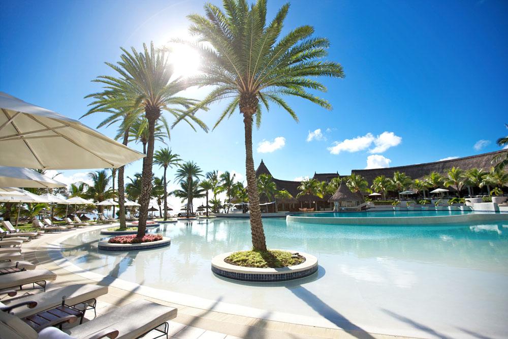 Lux Belle Mare Mauritus Pool 1 Put pod noge: Raj je na Mauricijusu