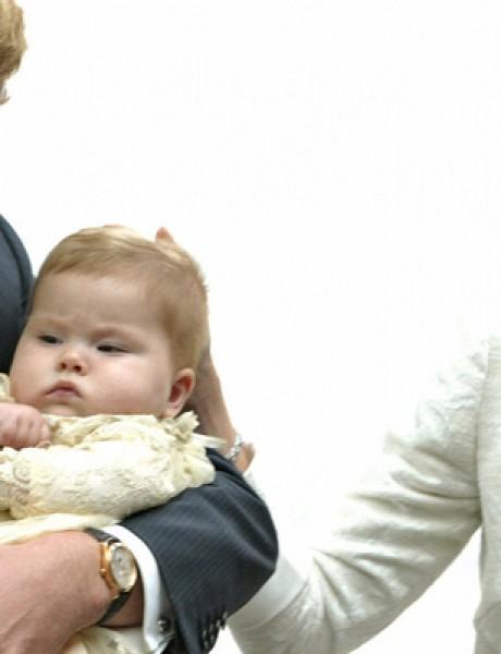 Bebe rođene u kraljevskoj porodici