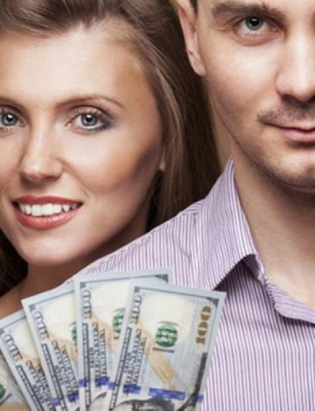 Razgovaraj o novcu sa verenikom
