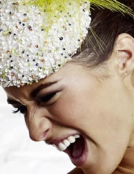 Kako nositi šešir na venčanju: Saveti modiskinje Pipe Midlton