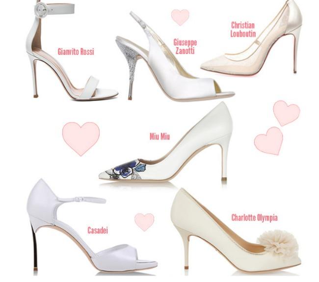 14 Cipele sa namenom: Dizajnirane specijalno za venčanje