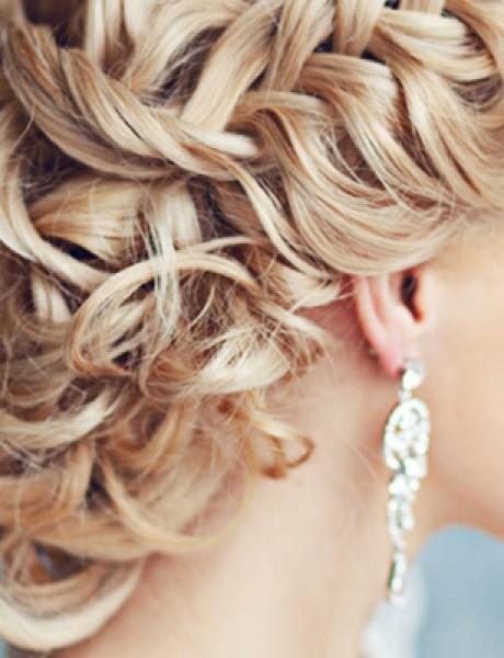 Romantične frizure: Jednostavne, a lepe pletenice