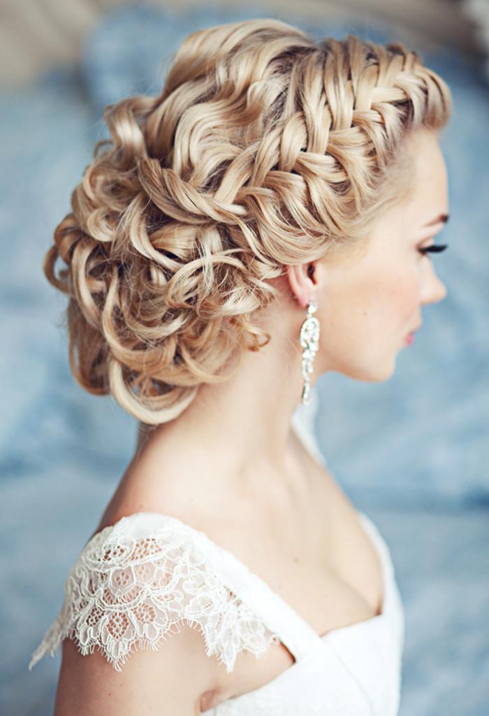 1445677x Romantične frizure: Jednostavne, a lepe pletenice
