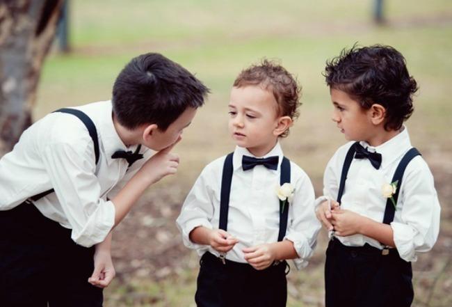 41 Moda za decu: Malim, ali modernim koracima na proslavu venčanja