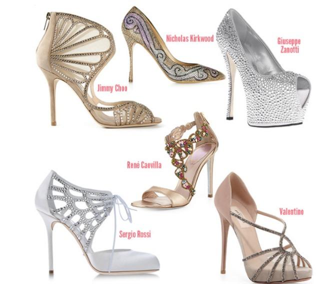 43 Cipele sa namenom: Dizajnirane specijalno za venčanje