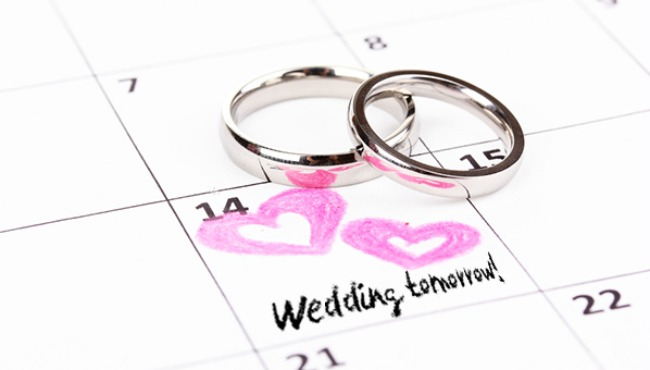 44 Tajno oružje za uspeh: Pet stvari koje treba da uradite noć pre venčanja