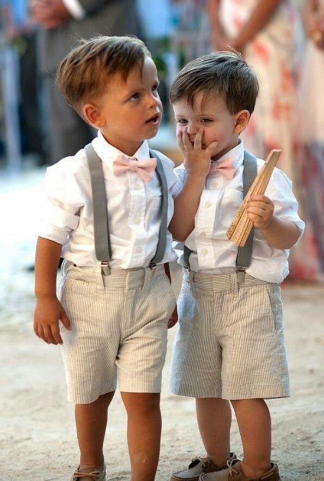 51 Moda za decu: Malim, ali modernim koracima na proslavu venčanja