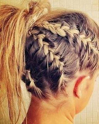 54 Romantične frizure: Jednostavne, a lepe pletenice